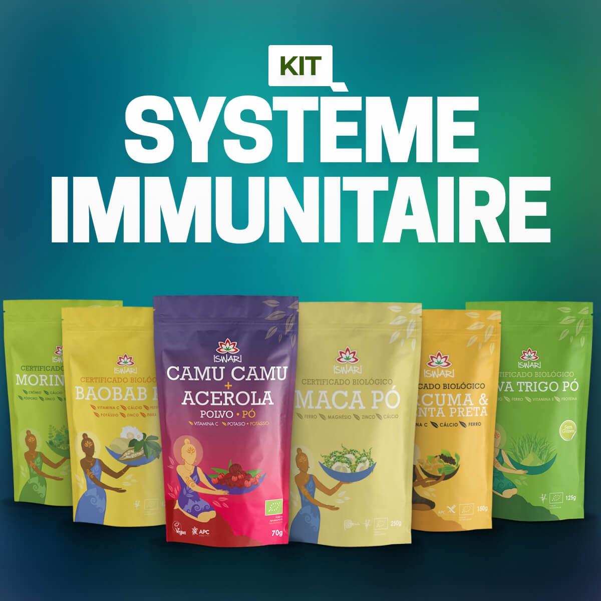 Kit Système Immunitaire