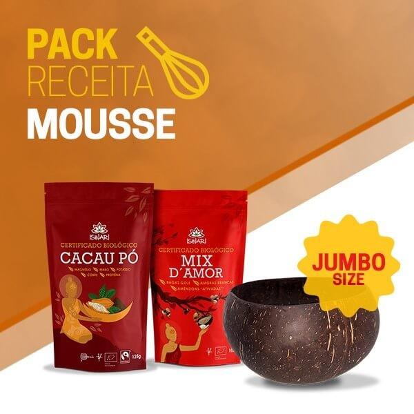 Pack Receita de Mousse
