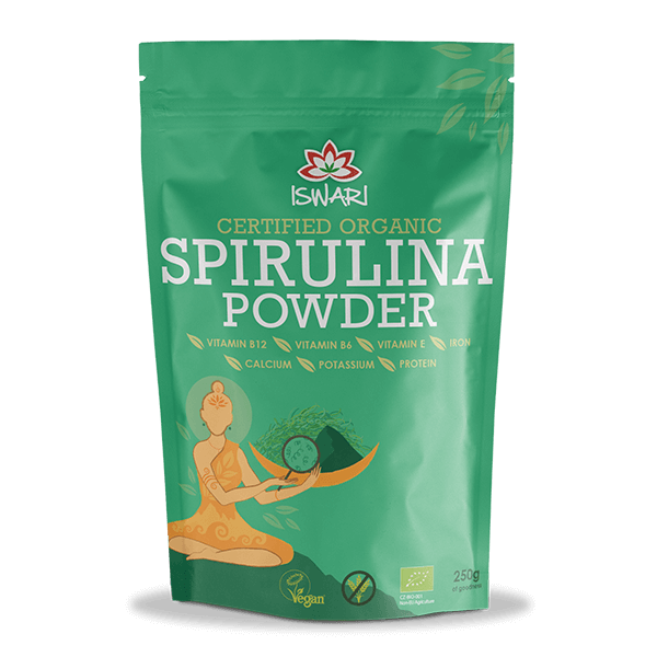 Spirulina Bio 250g UK