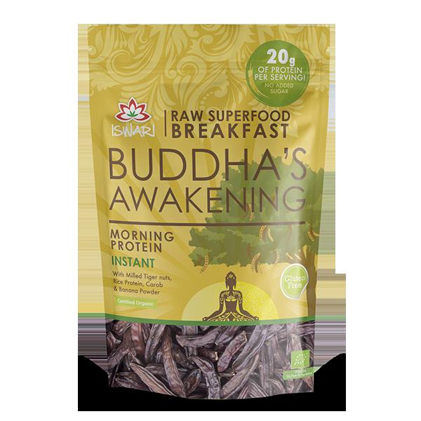 Despertar de Buda - Proteína Matinal Bio 360g UK