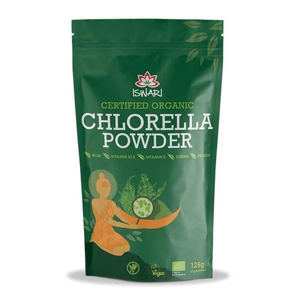 Clorela Po Bio 125g UK