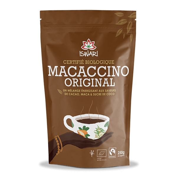 Macaccino Fairtrade Bio 250g SW