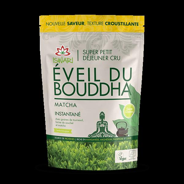 Despertar de Buda - Matcha Bio 360g FR