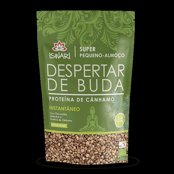 Despertar de Buda - Proteína de Cânhamo Bio 360g