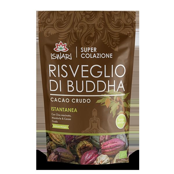 Despertar de Buda - Cacau Cru Bio 360g IT
