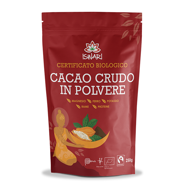 Cacau em Po Bio FairTrade 250g IT