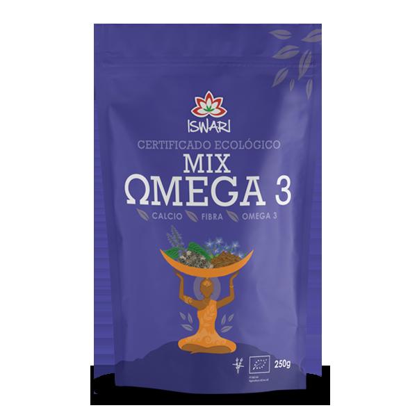 Mix Ómega 3 Bio 250g ES