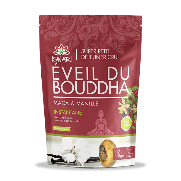 Despertar de Buda Maca & Baunilha Bio 360g SW