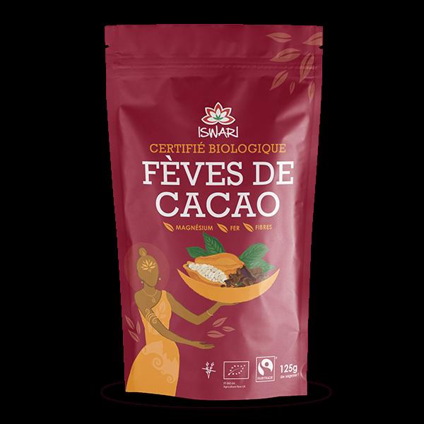 Cacau Pepitas Bio FairTrade 125g FR