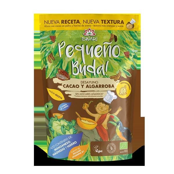 Pequeño Buda Desayuno Cacao y Algarroba