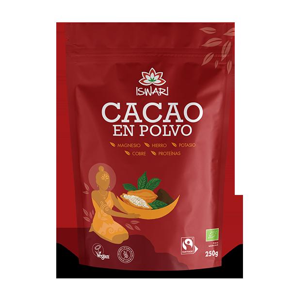 Cacao en Polvo Bio 2