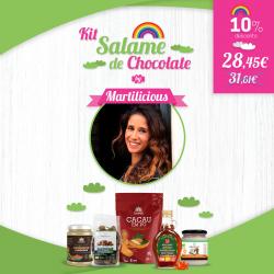 Kit Salame de Chocolate by Martilious