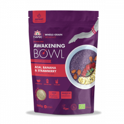 Awakening Bowl Acai, Banana & Strawberry