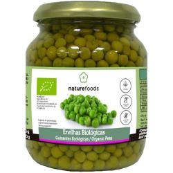 Guisantes cocidos bio - Naturefoods (350g)