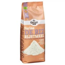 Farine de riz complet biologique sans gluten - Bauck Hof (500g)
