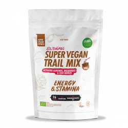 Super Vegan Trail Mix