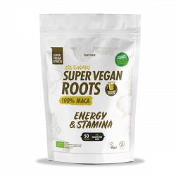Super Vegan Roots