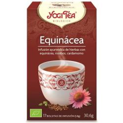 Infusão Bio Equinácea YogiTea (17 saquetas)