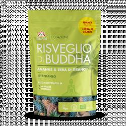 Risveglio Di Buddha Ananas & Erba Di Grano