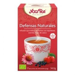 Infusão Bio Defesas Naturais - Yogi Tea (17 saquetas)