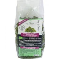 Fusilli proteico de lentejas verdes bio - Naturefoods (250g)