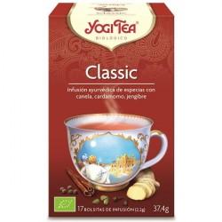 Infusão Bio Classic - Yogi Tea (17 saquetas)