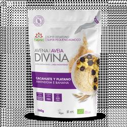 Avena Divina Cacahuete y Plátano 2